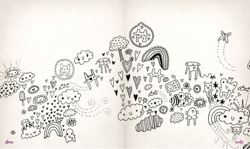 Page from my Doodle Diary