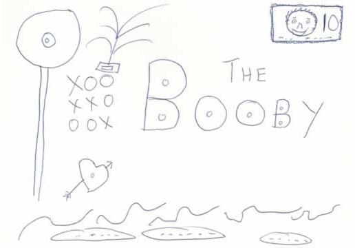 Doodle by John Mcririck