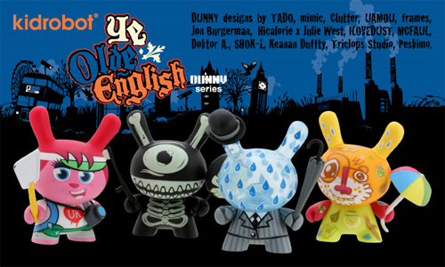 Ye Olde English Dunny poster