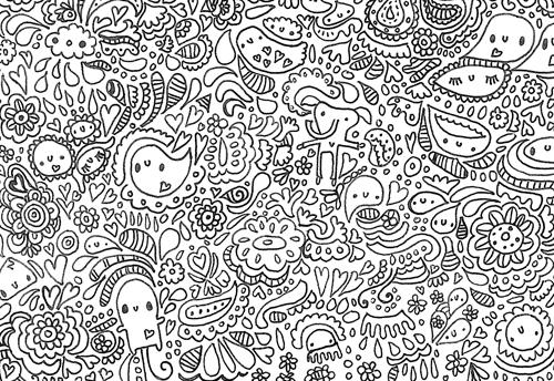 The Online Home Of Uk Doodler Carrie Lewis 187 Doodle