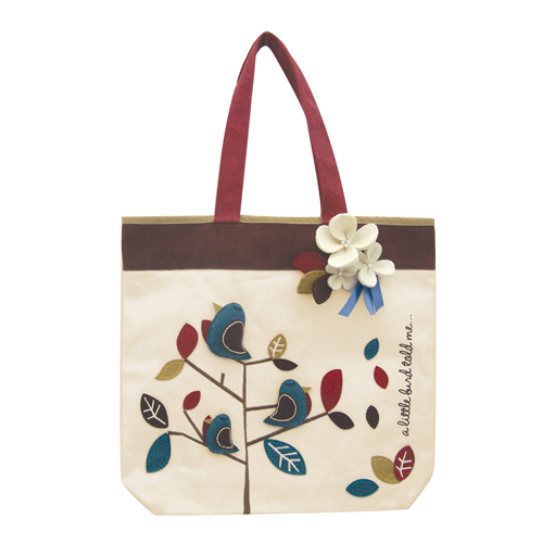 Beautiful day berry shopper