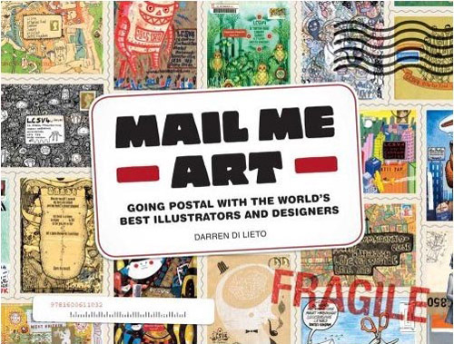 Mail Me Art book cover