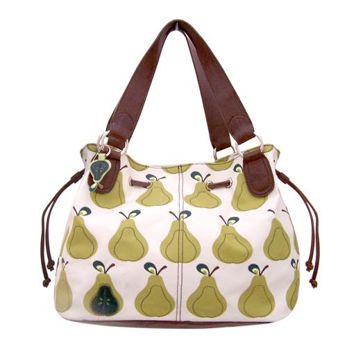 Pear handbag