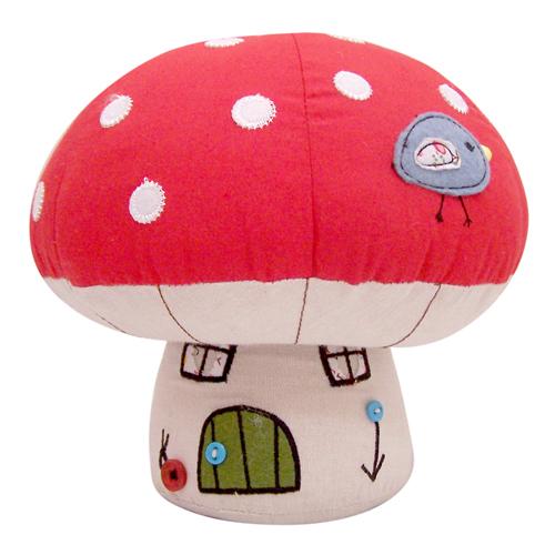 Mushroom doorstop