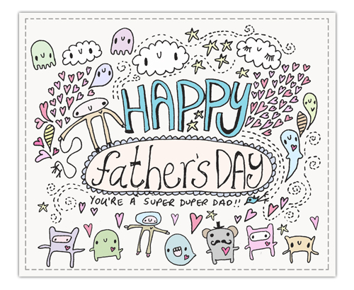 downloadable fathers day card