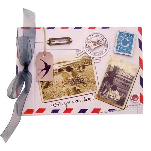 Paper Plane photo album