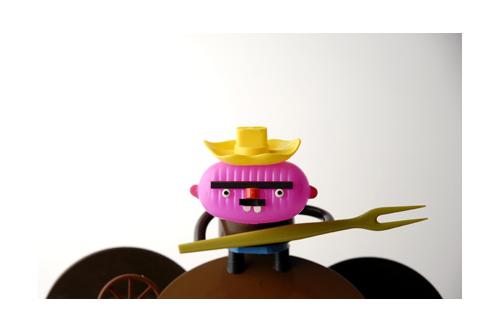 A Olivier Goka character