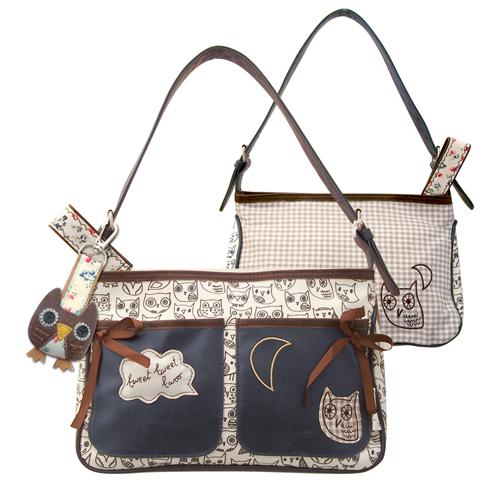 Sugar Coated Owl handbag