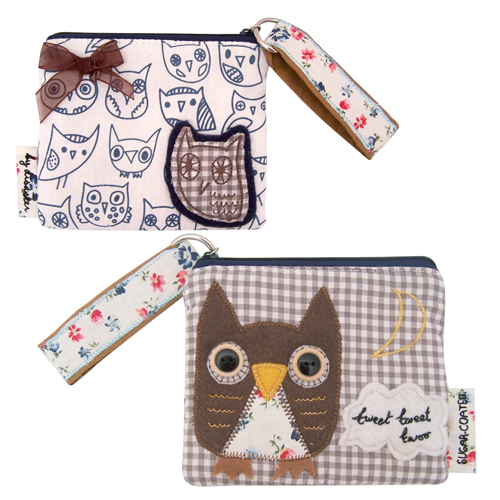 Sugar Coated Owl purse