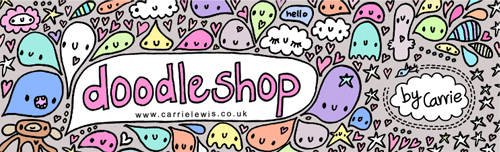 My original Doodleshop banner