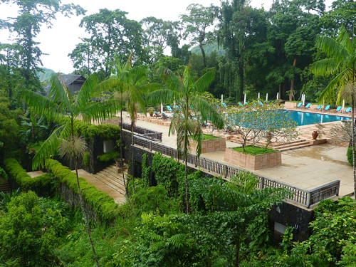 The Datai hotel pool