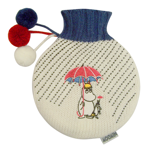 Moomin Comic 1 hot water bottle