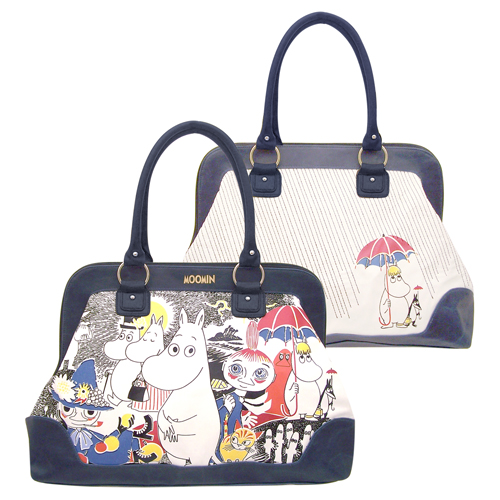 Moomin Comic 1 Overnight bag