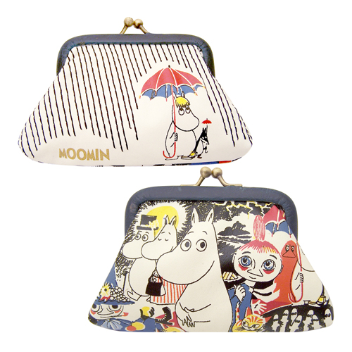 Moomin Comic 1 clip purse