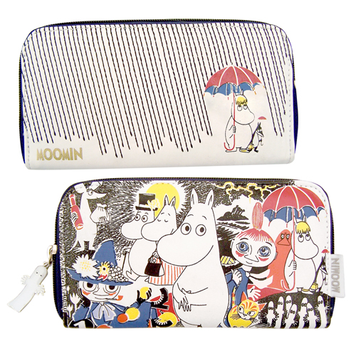 Moomin Comic 1 wallet