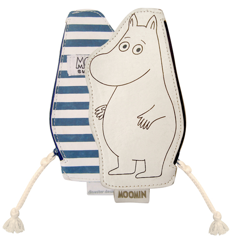 Moomin zip purse