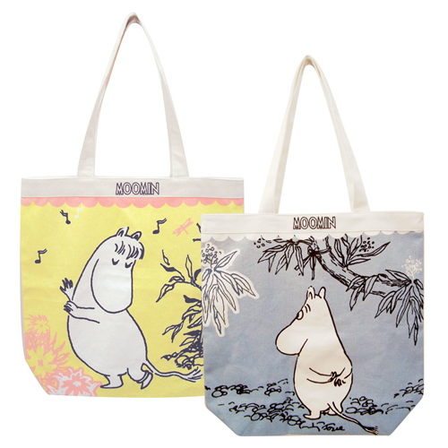 Moomin/Snorkmaiden shopper bag
