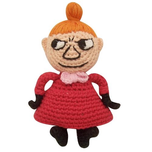 Little My crochet toy