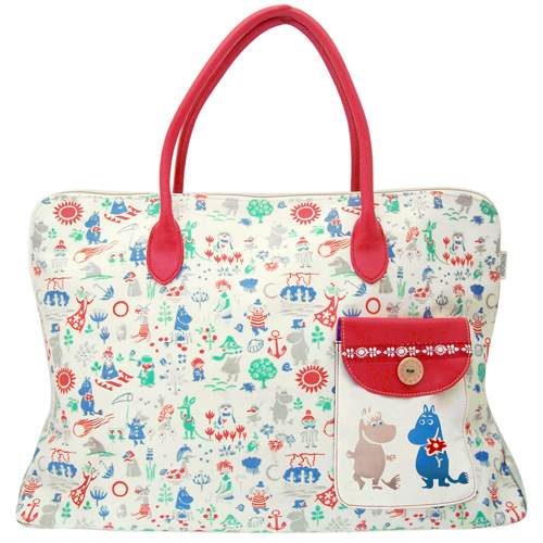Moomin Spring weekend bag