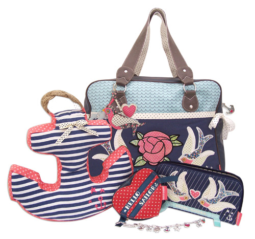 Hello Sailor fashion accessories Collection