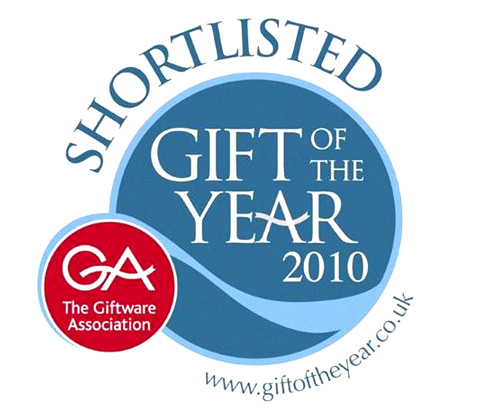 Disaster Designs shortlisted for Gift of the Year