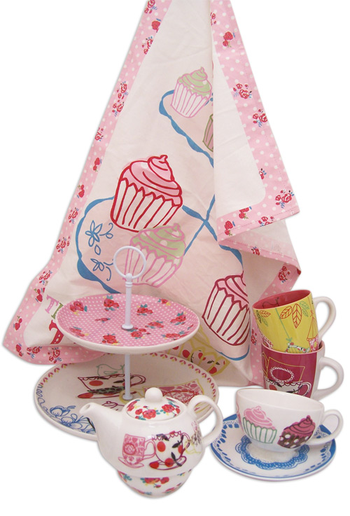 Flutters and Fancies kitchenware