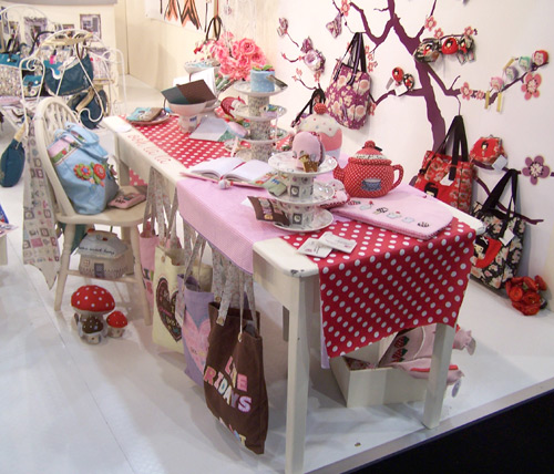 Disaster's stand at Pulse - Ooh La La Collection