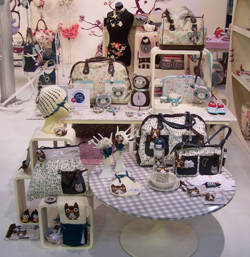 Disaster's stand at Pulse - Sugar Coated Collection