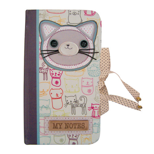 Sugar Coated Cat notebook