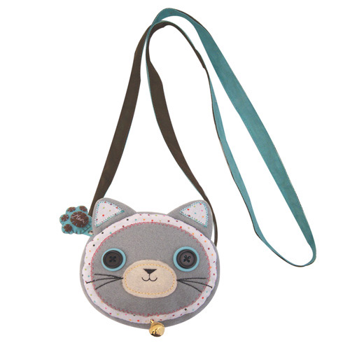 Sugar Coated Cat mini bag