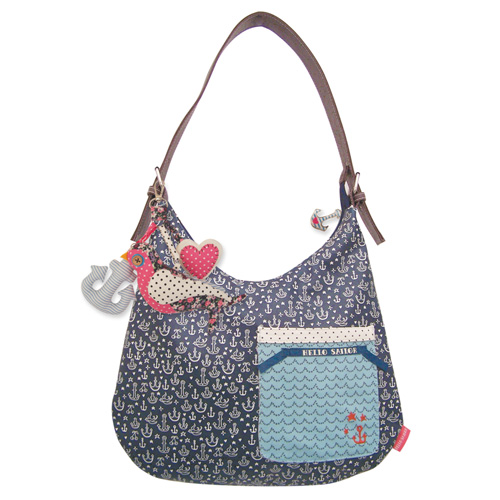 Hello Sailor handbag by Disaster Designs