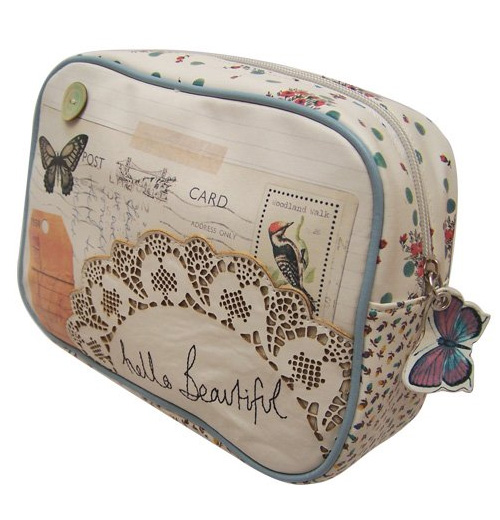 With Love washbag