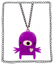 Mr Mole Necklace