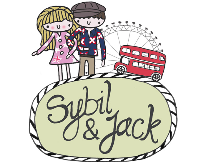 Sybil and Jack logo