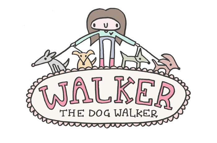 Walker the Dog Walker logo