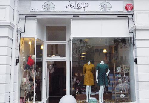 Le Loup shop front