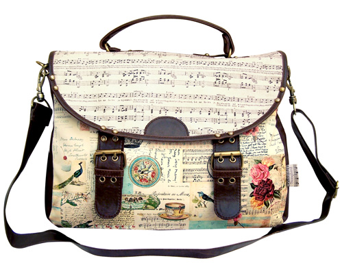 Songbird satchel