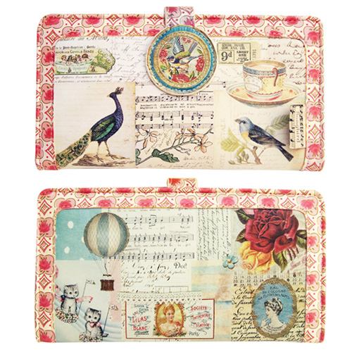 Songbird wallet