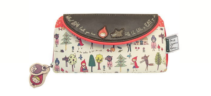Red Riding Hood wallet